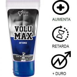 GEL PARA AUMENTAR O PENIS  VOLUMAX INTENSE  - 15ML - TOP GEL