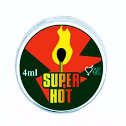 SUPER HOT (EXCITANTE ESQUENTA) 4G - TOPGEL