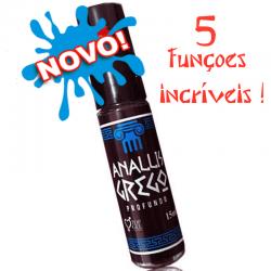 Analliz Grego Profundo Spray (Excitante Multi Ação) 15ml - TOPGEL
