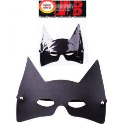 Máscara Batman Sado Luxo