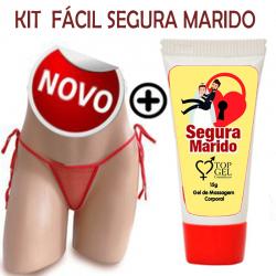 KIT FÁCIL SEGURA MARIDO 2 EM 1