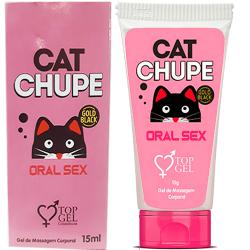 CAT CHUPE EXCITANTE ESQUENTA ORAL 15 ML